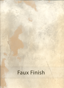 Faux Finish